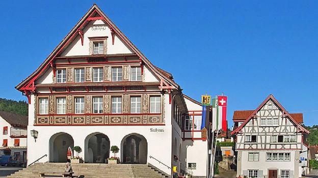 Rathaus von Berneck