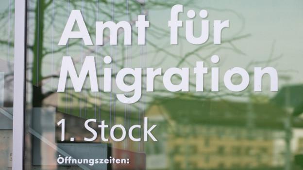 Der Bund sucht Standorte für renitente Asylbewerber - in verschiedenen Kantonen.