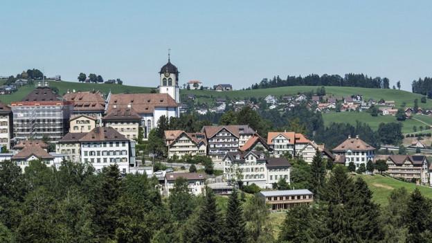 Die Gemeinde Trogen wehrt sich gegen die Auszonung von Bauland.