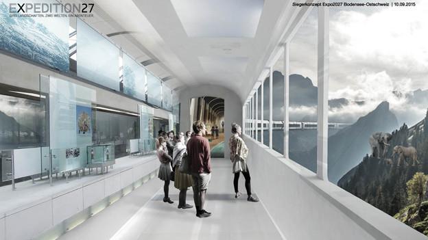 Ostschweizer Expo 2027 nimmt Gestalt an