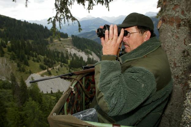 Hochsitze erleichtern die Jagd, sind aber umstritten.