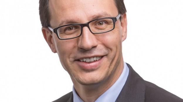 Marc Mächler ist seit 10 Jahren FDP-Kantonalpräsident.