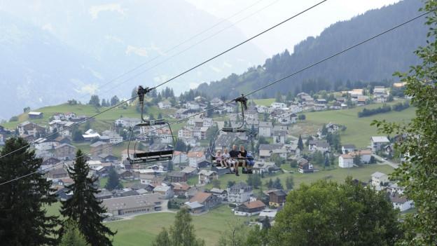 Sanierung der Bergbahnen Brigels kostet die Gemeinden viel