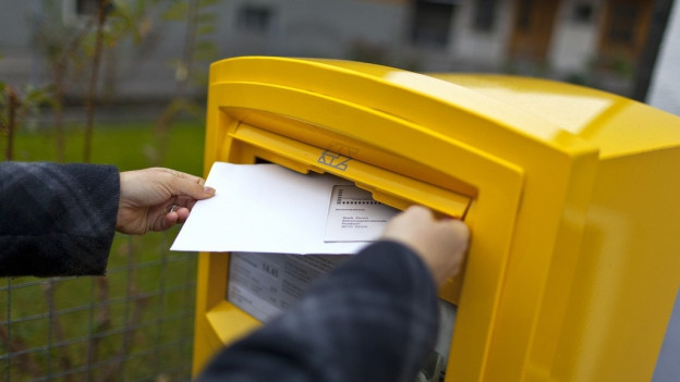 Briefliche Stimmabgabe nicht überall gratis
