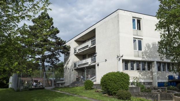 Das heutige Empfangs- und Verfahrenszentrum für Asylbewerber