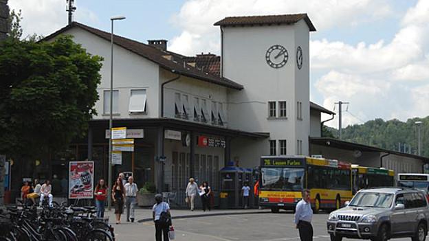 SBB investiren eine halbe Milliarde Franken in Liestal.