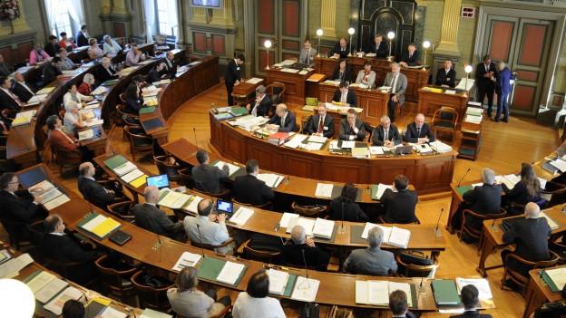 St. Galler Kantonsratssaal