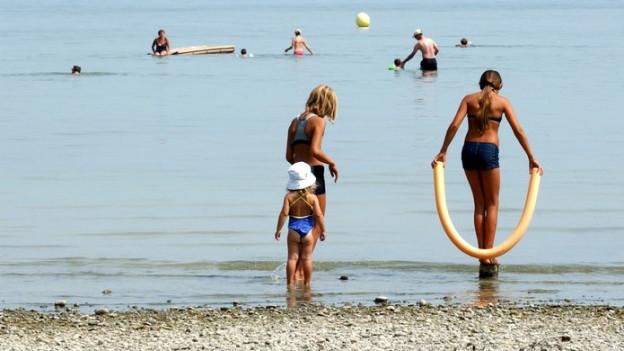 Das Schweizer Bodenseeufer ist für deutsche Touristen teuer geworden