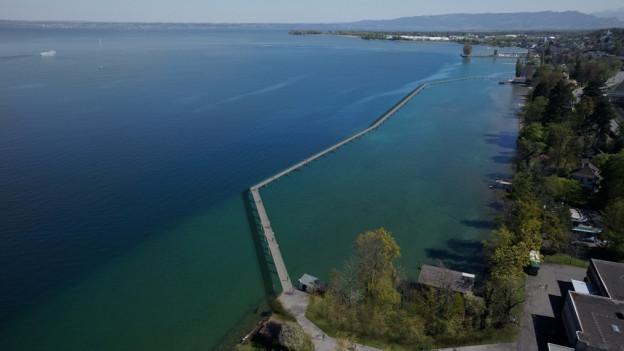 Rorschacherberg: Neue Umfrage zu Seeuferweg
