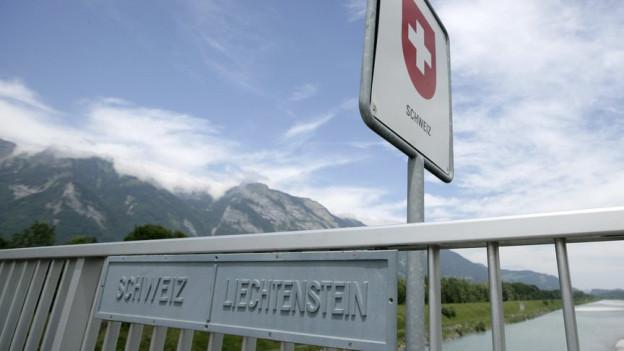 Liechtenstein will Gleichbehandlung für Unternehmen an der Grenze