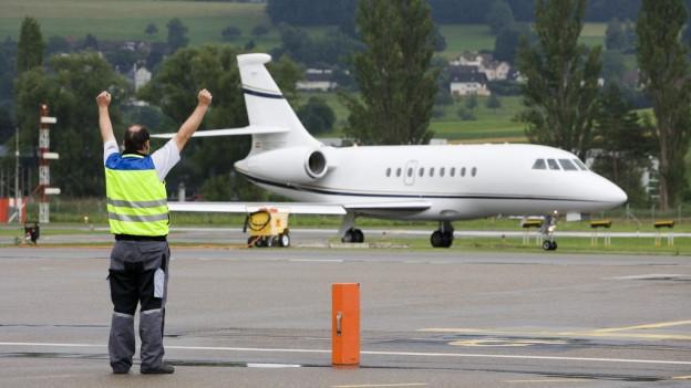 Neuer Geschäftsführer Flugplatz Altehnrhein