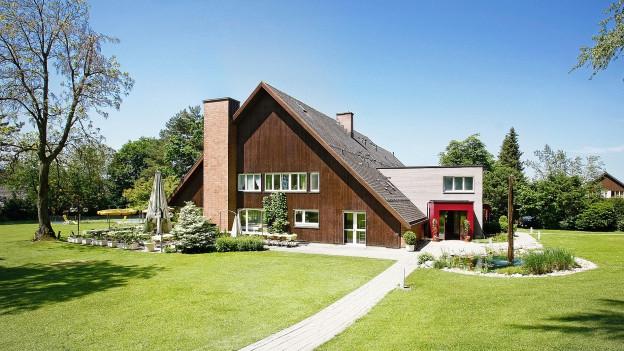 Die Klink Aadorf behandelt auch Patienten aus Zürich.
