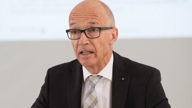 St. Gallens Stadtpräsident spricht von einem «akzeptablen» Minus.