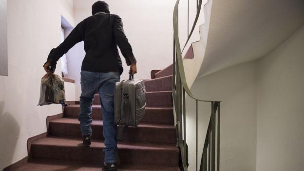 Die Kantone rechnen mit weiteren Asylsuchenden.