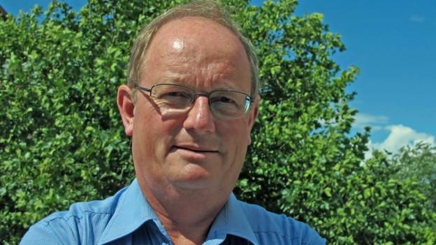 Bruno Eberle soll neue Präsident von «Pro Bahn» werden.