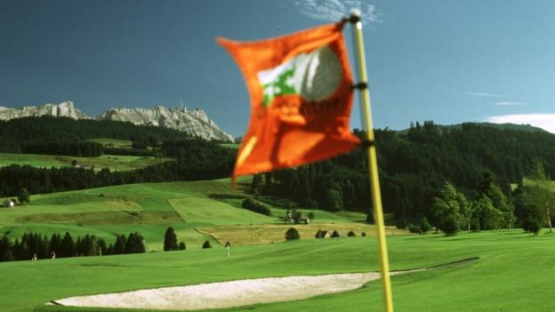 Wenige Mitglieder in Golfclubs
