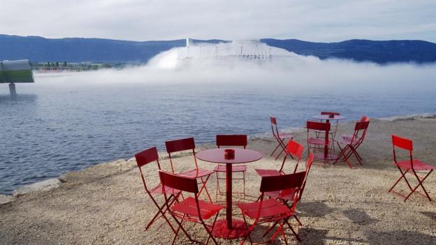 Der Bundesrat unterstützt die Ostschweizer Expo-Idee befristet, bis 2017.