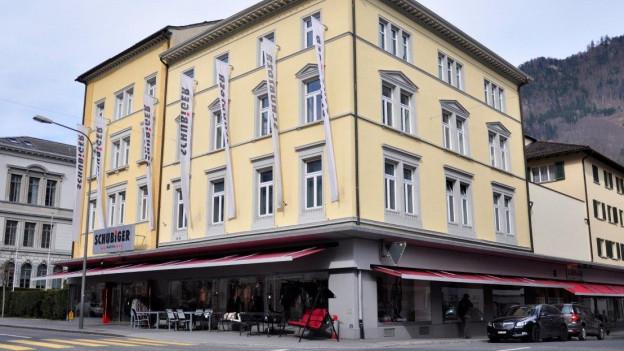 Warenhaus Schubiger, Glarus