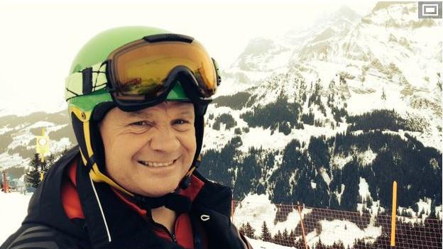 Adelboden: Rennleiter Hans Pieren hofft, dass das Wetter mitspielt.