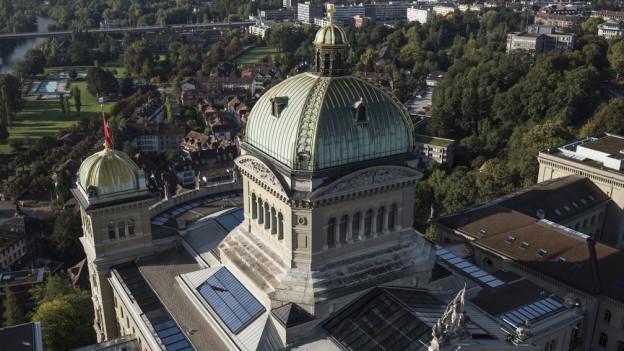 Die Ostschweiz verliert in Budesbern an Einfluss