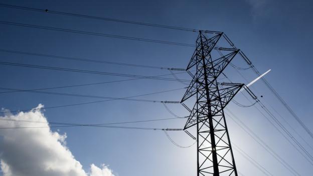 Die tiefen Strompreise wirken sich negativ auf den Gewinn aus.