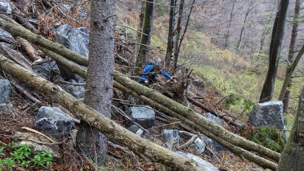 Graubünden rechnet vermehrt mit Naturgefahren.