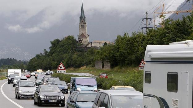 Braucht Graubünden eine zweite Gotthardröhre?