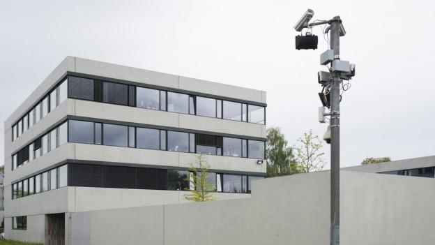 Im Empfangszentrum Kreuzlingen soll es zu Missbräuchen gekommen sein.