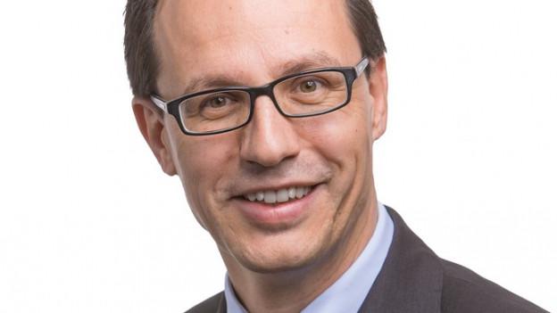 Regierungsratswahlen SG: Kandidat Marc Mächler im Gespräch