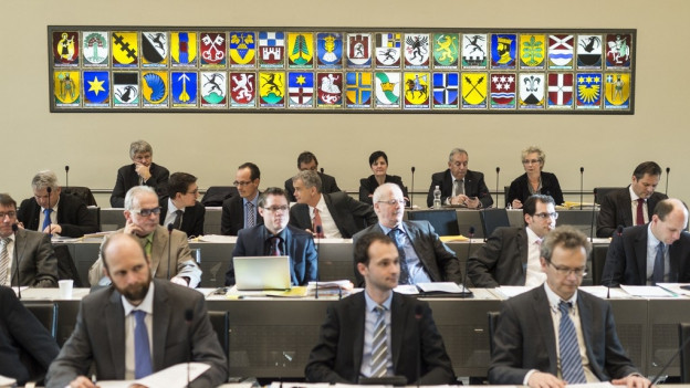 Beschwerde gegen Majorz-System kommt vor Bundesgericht.