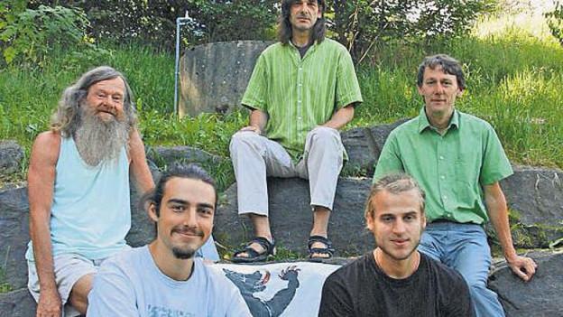 Gral-Exponenten bei einem Treffen 2011.