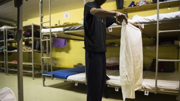Nach einem halben Jahr schliesst die Asylunterkunft im Riethüsli