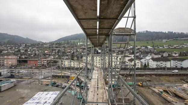 Das neue St. Galler Bauplanungsmodell soll die Kosten von Bauvorhaben verringern.