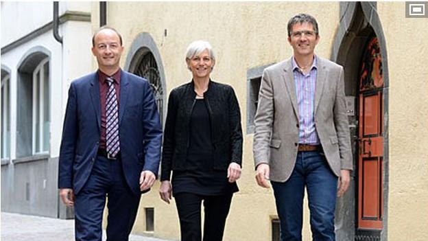 In der Stadt Chur funktioniert die Exekutive mit drei Mitgliedern – der Kanton Thurgau möchte das nicht.