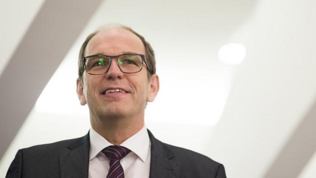 Bruno Damann ist neuer SG-Regierungsrat.