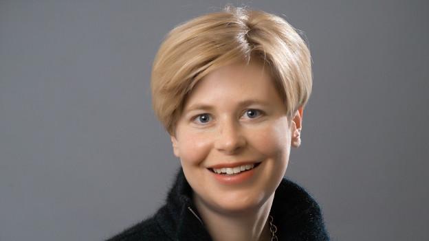 Esther Friedli kandidiert für St. Galler Regierung