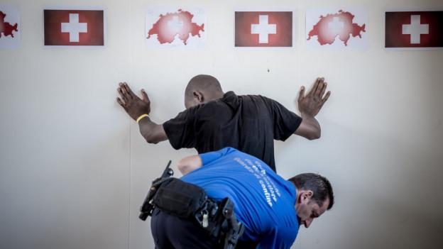 Ostschweizer Grenzwächter – rund um die Uhr im Einsatz