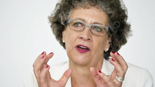 Unter Beschuss: Leiterin der kantonalen Whistleblowingstelle