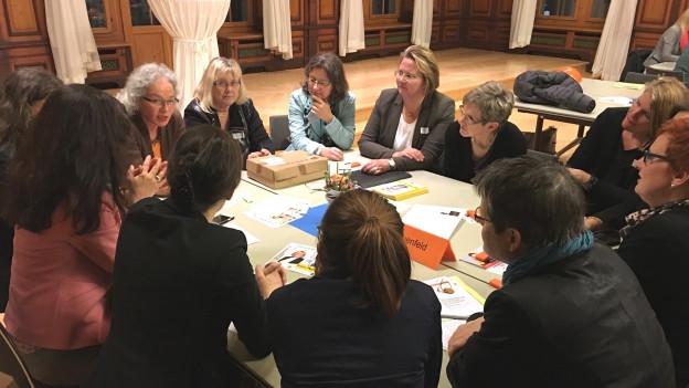 Im Thurgau sollen mehr Frauen in die Politik