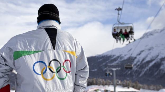 Olympische Winterspiele 2026 in Graubünden?