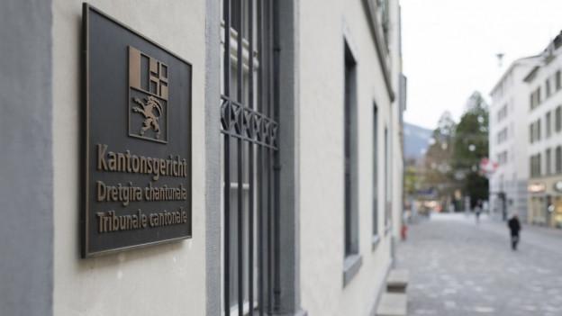 Das Kantonsgericht des Kantons Graubünden befindet sich in Chur.