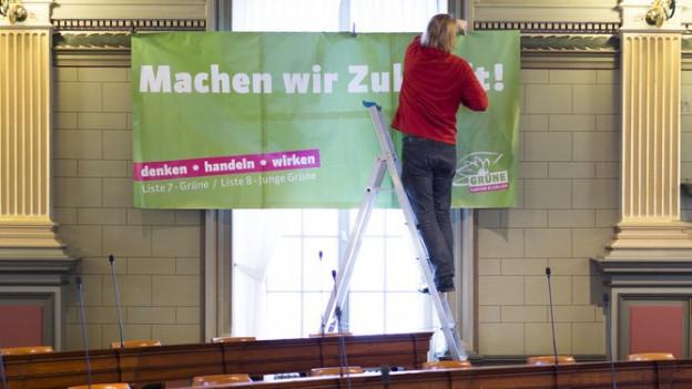 Die St. Galler Grünen bilden weiterhin mit den Sozialdemokraten eine Fraktion.