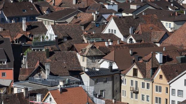 Churer Altstadt.