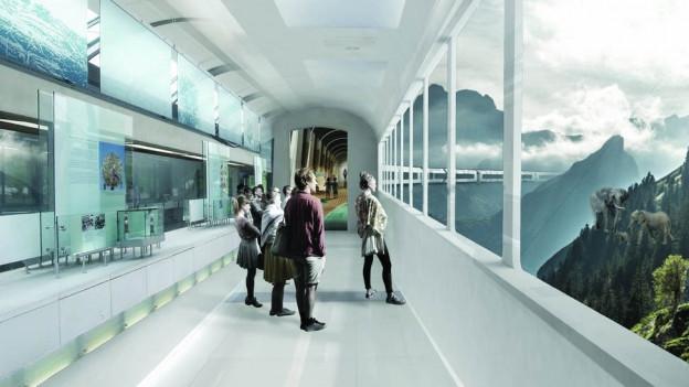 Scheitert die Expo 2027 bereits am Projektierungskredit?