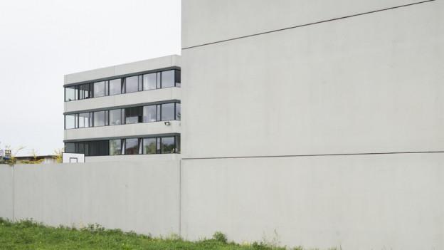 Im Empfangszentrum Kreuzlingen lebte der mutmassliche Straftäter 10 Tage lang unerkannt.