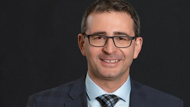 Peter Portmann möchte für die CVP in den Churer Stadtrat.