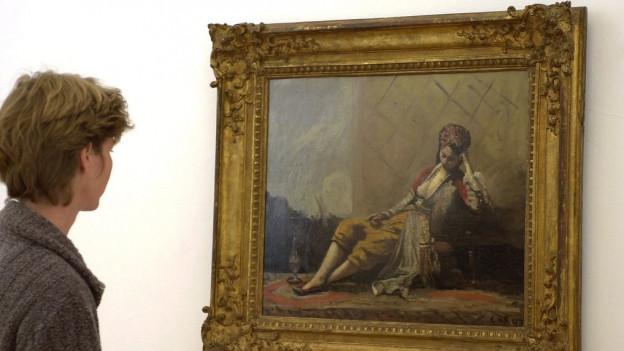 Kunstmuseum St. Gallen forscht nach möglicher Raubkunst