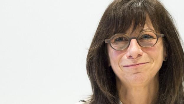 Regierungsrätin Heidi Hanselmann