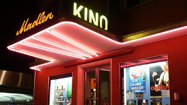 Der Kanton unterstützt Kultur - etwa das Kino in Heerbrugg.