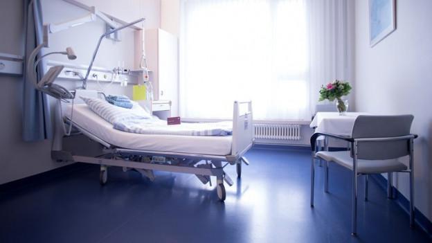 Das Verwaltungsratspräsidium der Spitalverbunde bleibt unbesetzt.